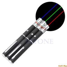 High Quality Color Purple Red Green 405nm 5mw Laser Pointer Pen Free Shipping
