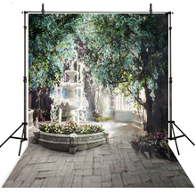 Wedding Photography Backdrop Garden Vinyl Backdrop For Photography Photocall Infantil Wedding Background For Photo Studio