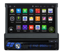 1 DIN Car DVD Player Dual core RK3066 CPU Android 5.1 System Universal GPS with WIFI 3G GPS Capacitive screen car stereo radio(China)