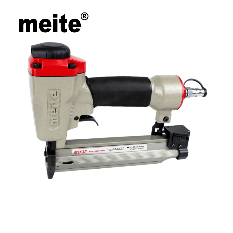 Meite MTF32 1 1/4 18GA air brad nailer gun air nail gun pneumatic gun use for window door <br><br>Aliexpress