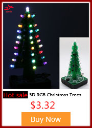 RGB Christmas Trees