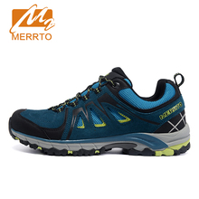 MERRTO Trainers Brand Walking Shoes Breathable Men Lightweight Net Comfortable Walking Sports Shoes Sneakers #MT18609(China)