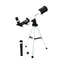 High Quality F36050 Refractive 60/50mm Astronomical Telescope Monocular Telescope Wide Angle Powerful Zoom Telescope with Tripod(China)