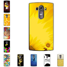Hard Case for LG G Flex 2 H955 LS996 H950 Thin Back Cover UV Painting PC Shield Protective Case for LG G Flex 2 Phone Shell Bags(China)
