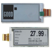 2.9 inch 24PIN FPC High Contrast Low Power E-Paper E-ink Screen UC8157C Controller 296*128