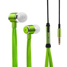 3.5mm Earphones Professional Sports Earphones Headphones Headsets Fond De Ouvido Headset For Xiaomi Music Stereo Mini Earphones