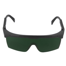 Protection Goggles Laser Safety Glasses Green Blue Red Eye Spectacles Protective Eyewear Green Color