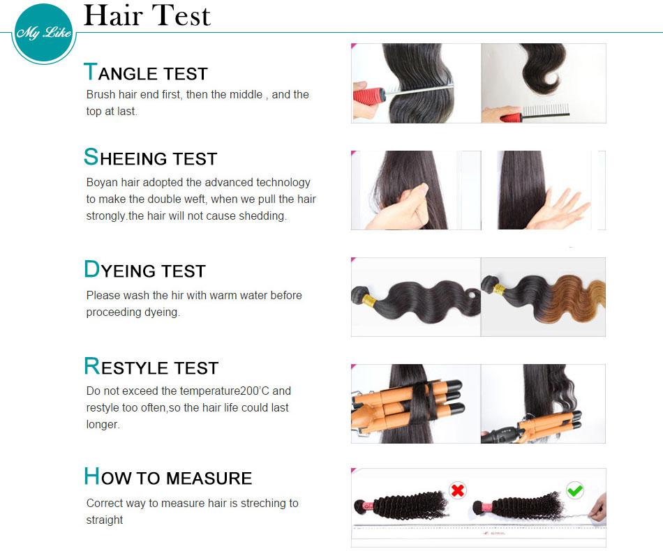 hair text