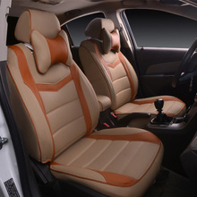 car seat covers health for Hyundai ix30/35 Sonata ELANTRA Terracan Tucson Accent SantaFe coupe XG Trajet Matrix EQUUS Veracruz(China)