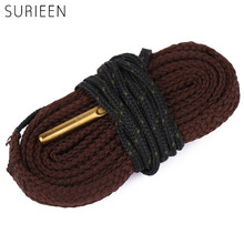 SURIEEN Hunting Gun Accessories Boresnake Cleaner for .17 Cal .177 .17HMR .17WMR & 4.5mm Caliber Gun /Rifle /Pistol Gun Cleaning
