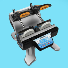 Hot sell heat press sublimation machine for mug ST-210 Automatic Mug Press Machine mug printing sublimation heat press machine(China)