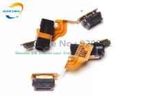 QiAN SiMAi 1PCS Genuine Micro USB Port Charging Connector + Microphone Flex Cable For Nokia Lumia 925 Phone