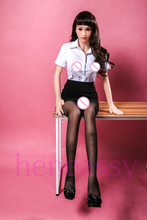 100% New silicone love doll with Metal Skeleton,148cm lifelike sex doll,plastic girl for sex,male silicone sex doll,sexdoll(China)