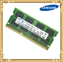 Samsung Laptop memory DDR3 2GB 1066MHz PC3-8500 notebook RAM 8500S 2G(China)