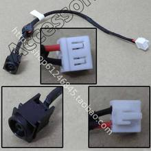 1-10 pcs New Laptop DC Power Jack for Sony VAIO VGN-FW VGNFW FW FW17 FW19 FW27 FW29 FW35 M760 DC Jack with cable connector