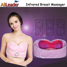 New Breast Enlargement Bra Therapy Breast Lump Disease Breast Firming Massage Far Infrared Electric Breast Enhancer Machine