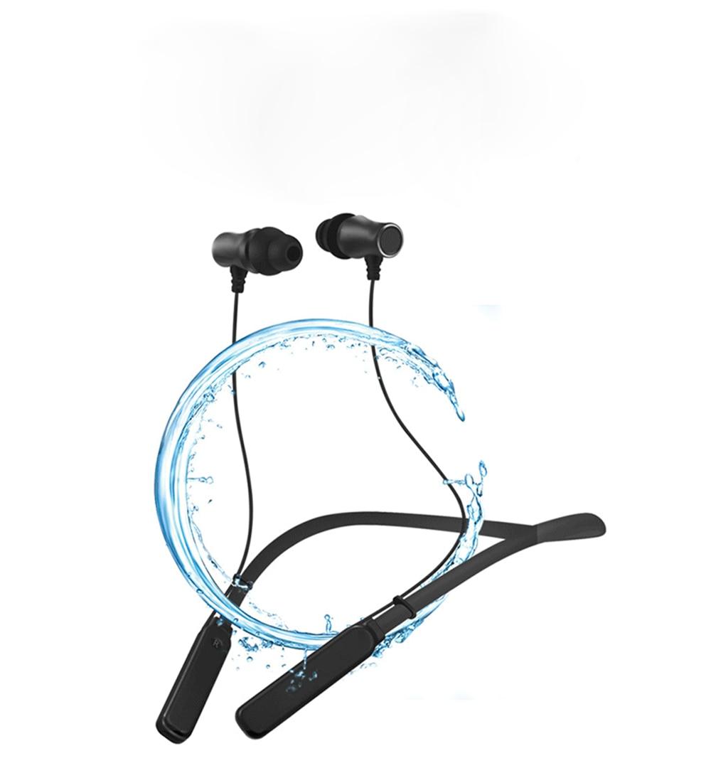 2018 Newest Lesozoh Bass Bluetooth Wireless Earphones With Mic Headphone Bluetooh Headset Super Earbuds Kulakl K For Iphone