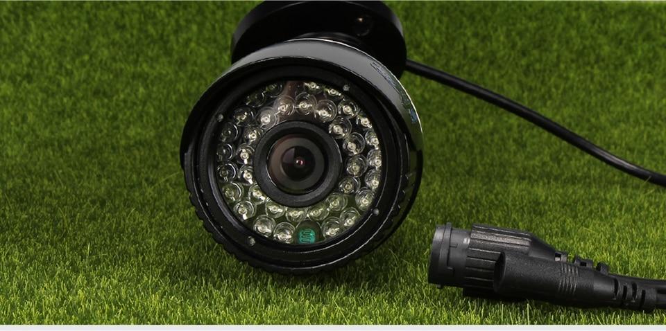 ZSVIDEO Surveillance Cameras Wireless CCTV Monitor IP Camera Alarm System WIFI IP Cameras Waterproof NVR HD Bullet IR Webcam (12)