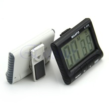 LCD Digital Electronic Kitchen Count Up Down Memory Timer Alarm Large Magnetic -Y122(China)