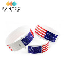 Top selling 200pcs wristbands for activity,christmas party wristbands,imprinted bracelet,disposable  bracelets