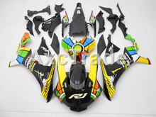 Injection Molding Motorcycle ABS Plastic Bodywork Fairing Kit Fit For Yamaha YZF1000 R1 2015 2016 2017 colours Fairing Parts YZF