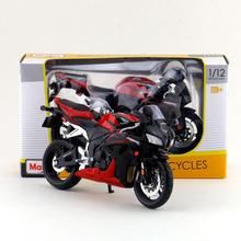 Free Shipping/Maisto 1:12 Motorcycle/Japan Honda CBR 600RR/Diecast Toy For Collection/Exquisite Educational Gift/Children