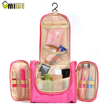 Travel Toiletry Bags Organizer Women Handbag Portable Makeup Cosmetic Bag Waterproof Home Closet Storage Bag Travel Wash Pouch