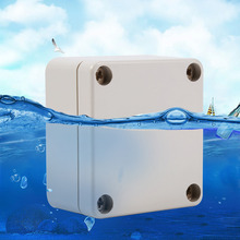 1Pcs Waterproof Junction Boxes Connection Outdoor Waterproof Electrical Connection Box Enclosure S/L For Choose(China)