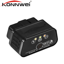 Buy Elm327 WIFI OBD2 Scanner Android IOS Elm327 Car Scanner ODB 2 Elm 327 OBDII Auto scanner Konnwei KW903 Elm327 Iphone for $20.82 in AliExpress store