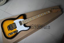 Free shipping HOT wholesale High Quality tele guitar signature telecaster standard Electric guitar   @9