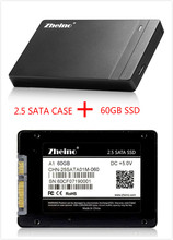 Zheino P1 USB3.0 External SSD 60GB Super Speed with 2.5 SATA Solid State Drive Replacement Of External Hard Drive Disk