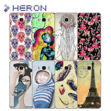 Soft TPU Super Thin Case For Samsung J1 2016 J3 2016 J5 2016 J7 2016 J5 Prime J7 Prime with Indie Pop Phone back Case Cover