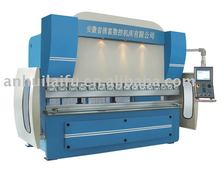 WE67K Series CNC Hydraulic Plate Bender