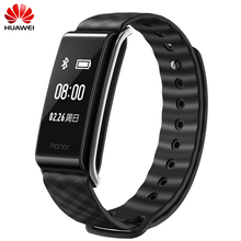 Buy Stock! Huawei Honor A2 Smart Wristband Sleep Heart Rate Monitor Bracelet Fitness Tracker IP67 Bluetooth OLED Android iOS for $30.99 in AliExpress store