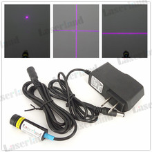 14.5*48mm 405nm 20mW 50mW 100mW 150mW Dot Line Cross Violet/Blue Focusable Laser Diode Module(China)