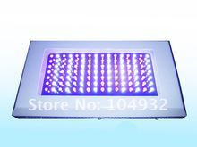 led grow light 120W 112*1W super-bright  led aquarium light free post 56 pcs white led 56pcs blue led