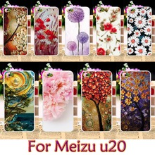 Soft TPU Plastic Painted Phone Case For Meizu Meilan U10 Meizu U10 Meilan U20 Meizu U20 Case Smartphone Shell Cover Housing