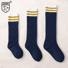 Unisex Football Socks Kids Boys Girls Sports Long Soccer Socks medias de futbol Breathable(China)