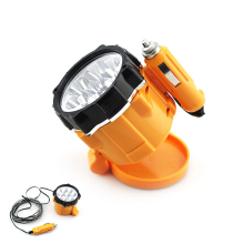 New Portable 12v Magnetic 7 LED Car Truck Inspection Maintenance/Repair Light Garage Work Lamp Flashlight Torch