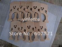 New 3/4 upright bass bridge fine maple 10PCS