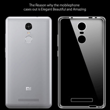 TPU Transparent soft Case For Xiaomi Mi2 M2 Mi3 M3 Mi4 Mi5s M5 Mi4C Mi4i 4S Redmi 2 3 3S 3X 4 Prime 4 4A Note 2 3 4 Pro cover