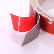 1 Pc 2.5M X10mm/3M X 20mm Car Sticker Double Foam Faced Adhesive Tape Auto Sticker fit for Car Truck Car Accessories