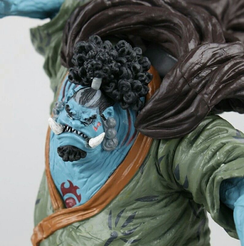 100% Original Banpresto SCultures BIG Zoukeiou 6 Vol.4 Collection Figure - Jinbe from ONE PIECE<br>