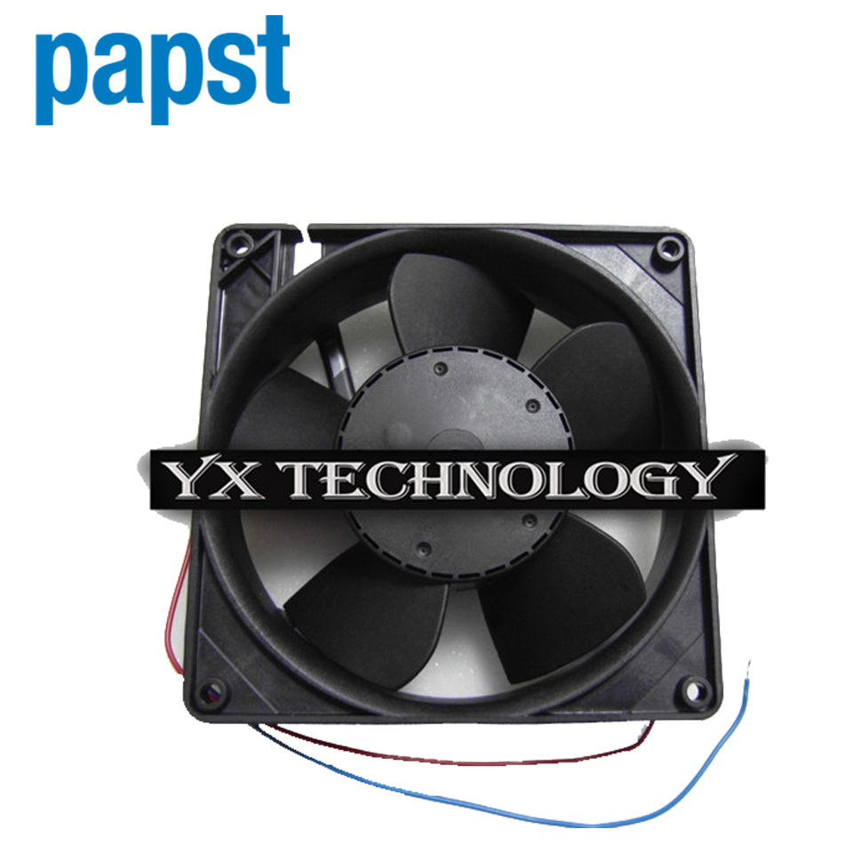 ebm papst New and original inverter fan 5214NH 12738 24V 0.415A 10WInstrumentation fan 127*127*38mm<br>