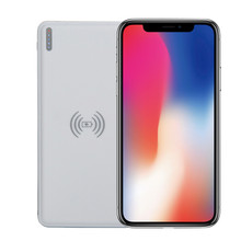 Buy 2017 New Arrival Mobile Phone Chargers Portable External USB Power Bank 10000mAh & Wireless Charger 2 1 Iphone X S8 for $36.37 in AliExpress store