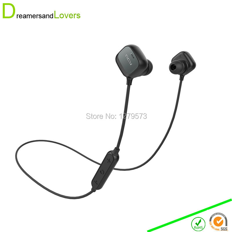 Dreamersandlovers Magnetic Bluetooth Headphones, Bluetooth 4.1 Wireless In-Ear Sport Headsets with Noise Cancelling Earphone<br><br>Aliexpress