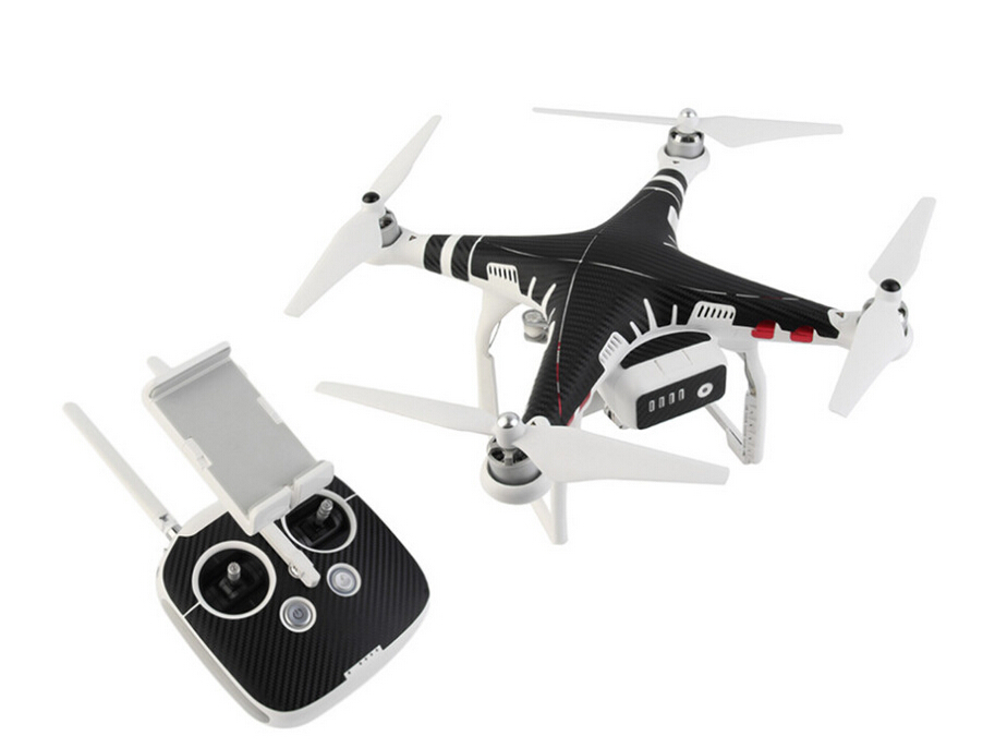 100% Brand New DJI Phantom 3 Accessories PVC Skin Decal Sticker For Phantom 3 Copter Shell and Remote Controller<br><br>Aliexpress