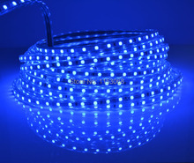 led strip 10m 60 led/m waterproof led neon light ribbon rgb led flex strip rgb 5050(China)