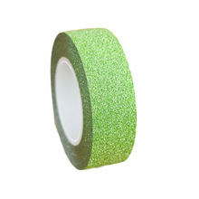 1piece 3m Kawaii Glitter Matte Tape 8 Colors Book Decor Washi Tape Scrapbooking Card Adhesive Paper Sticker DIY Craft Gift(China)