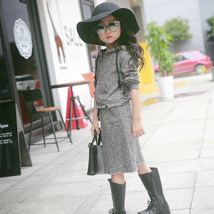 2106 new winter Kids Girls suit children sports suit dress Shan Tong children open two set free shipping<br><br>Aliexpress